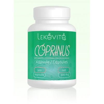 Coprinus prah 50g